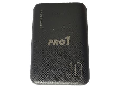 Cargador Portatil Power Bank 10000 Mah 2 Usb Pro1 Ultra Fast