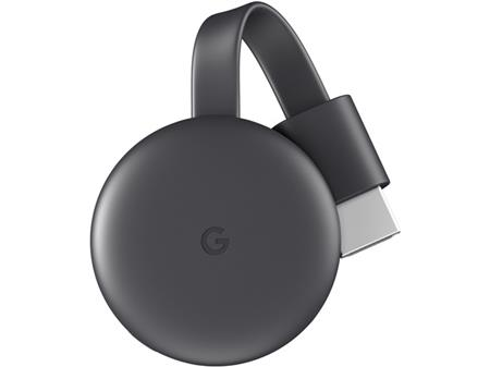 Google Chromecast 3 Gen Smart Tv Android HDMI Full HD 1080P