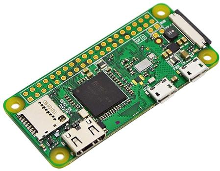 Raspberry Pi Zero W Arm 512 Mb 1ghz Placa Bluetooth Wireless