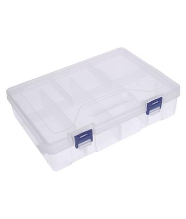 Caja Plástica ideal Organizador Electronica 200 x 133 x 46 mm