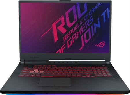 Notebook Gamer Asus Rog I7 9na 16gb 512gb Ssd 17,3 Gtx1660ti