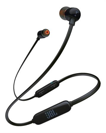 Auriculares Bluetooth Jbl T110 Bt Tune 110bt In Ear Original Negro