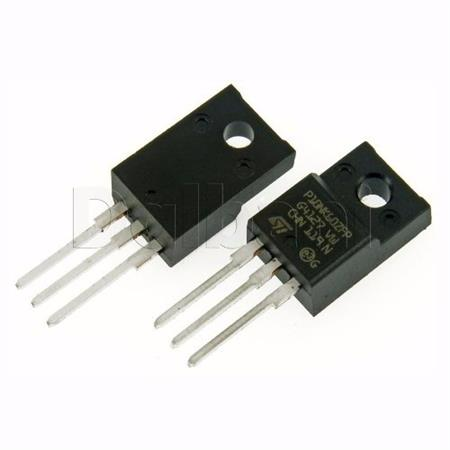Transistor 10nk60zfp Fqfp10n60c To-220f Nuevos