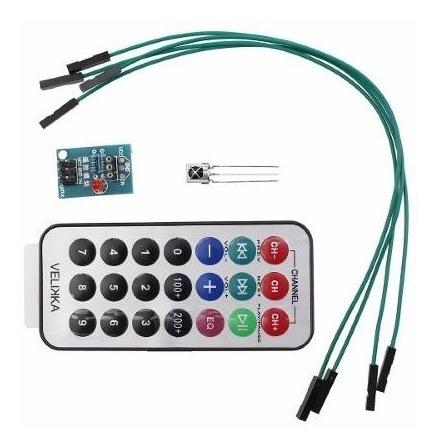 Control Remoto Kit Hx1838 Ideal Arduino Raspberry Pi Cordoba