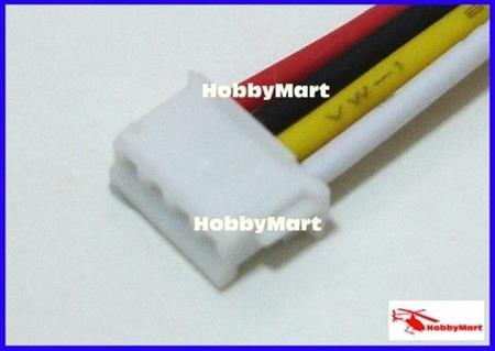 Conector Micro Jst Zh 1.5 Mm 4 Pines