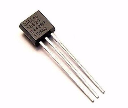 Sensor Digital De Temperatura Ds18b20 Ideal Arduino 18s20