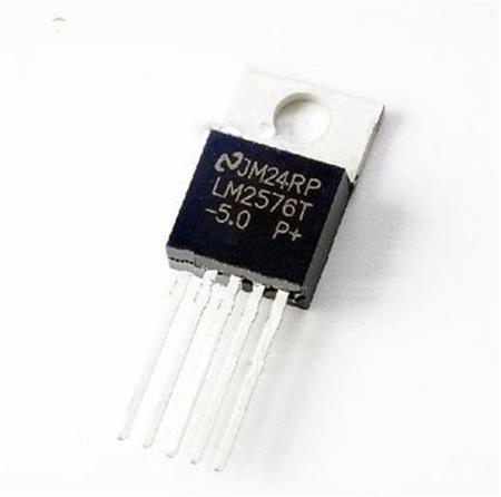 Lm2576hvs-5.0 Lm Simple Switcher 3a Regulador De Voltage