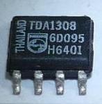 Tda1308 Sop8 Phillips Ic Ci Tda1308t/n2