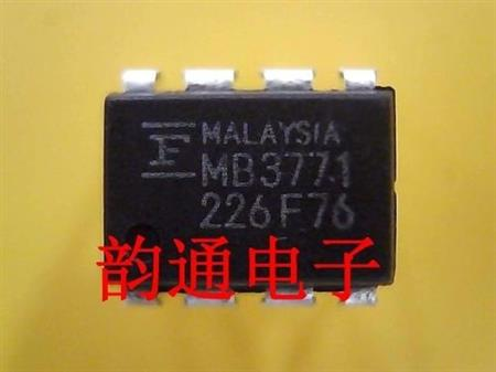 Mb3771 Mb3771pf 3771 Mb Sop-8 Power Supply Monitor