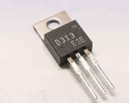 Transistor 2sd313 D313 To-220 2s