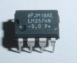 Lm2574 Lm2574-5.0 Lm2574n-5.0 Dip8 Regulador De Voltage