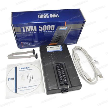 Programador Tnm5000 Usb + 25 Adaptadores Full Set Nand Flash