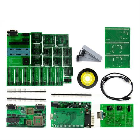 Programador Upa V1.3 + Kit Adaptadores Full Set Completo Usb