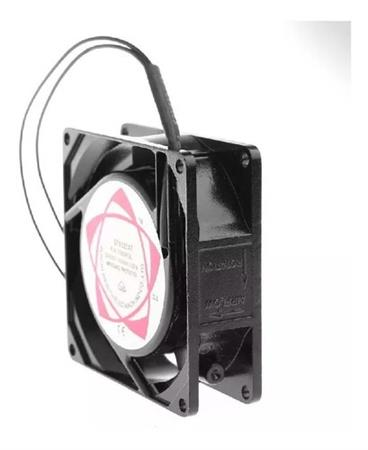 Generic Cooler Fan 220v Ac 80mm X 80mm X 25mm