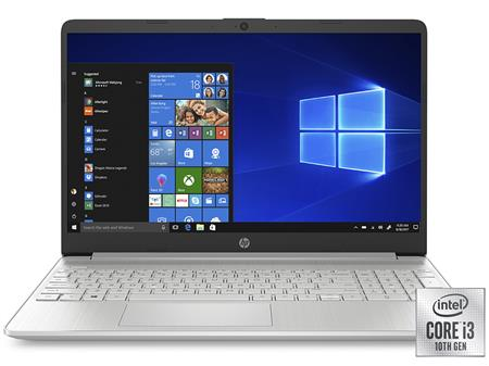 Notebook Hp Core I3 1005g1 10ma 15.6' Ssd 128gb 4gb Windows 10